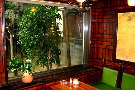 喫茶店マンゴー