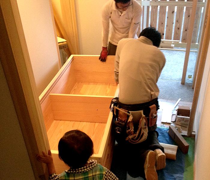 昔ながらの大工の伝統~家守り~