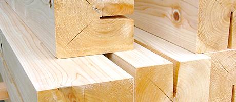 岡山の木と自然素材へのこだわり
