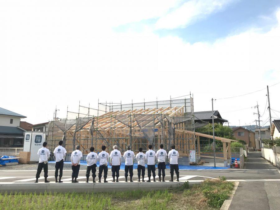 「RSKイブニングニュース」「TSC news5」にて福富建設が紹介されました!1