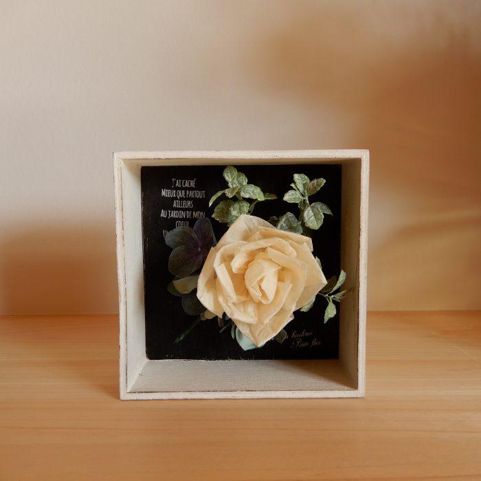 ヒノキのお花とアロマのワークショップ「Plane Flowerサシェ&ブレンドアロマ」