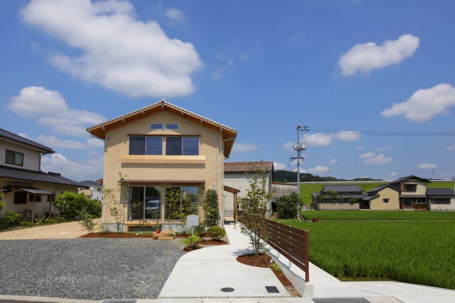 倉敷酒津の家