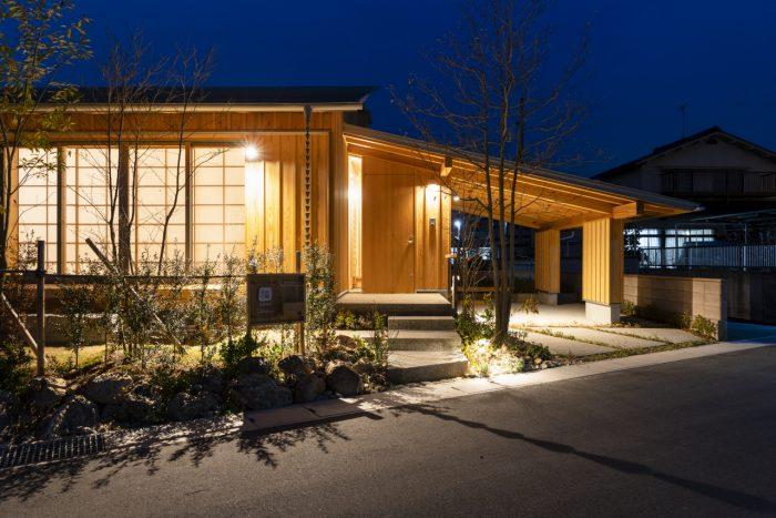 【終了】夜の見学会~平屋モデルハウス「高屋の家」~