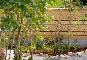 お庭づくりワークショップ