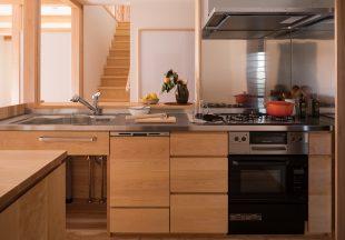 バーチのキッチン