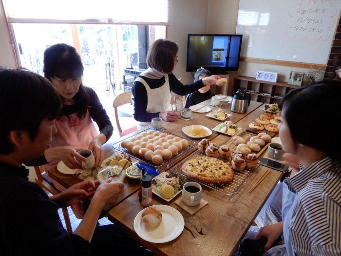 手づくりパン教室 by sonoda bakery class