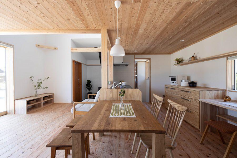 木と風の家