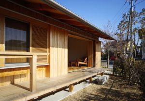 【終了】完成見学会 玉野の家~広いウッドデッキのある平屋~