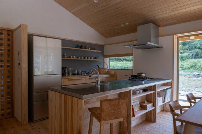 木のキッチンを体感する会